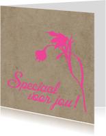 Zomaar kaarten - Kaart Speciaal voor jou