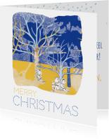 Kerstkaarten - kerst-winter-kk