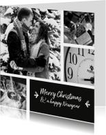 Nieuwjaarskaarten - Kerstkaart fijne sfeer