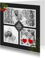 Kerstkaarten - Kerstkaart ster 2019