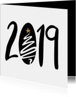 Kerstkaarten - kerstkaart supermooi 2019