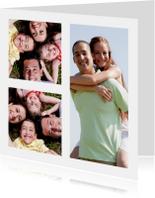Leuke Vierkante Fotokaart 3k