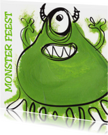 Kinderfeestjes - Monster kinderfeestje