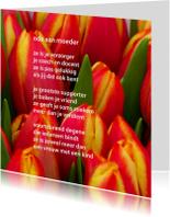 Ode aan moeder - gedichtenbeeld