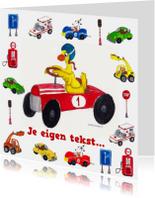 Sport Auto Eend jongen