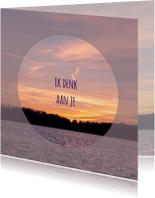 Sterkte kaarten - Sterkte kaarten zonsondergang MM