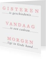 Typografische kaart - DH