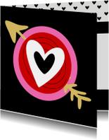 Valentijnskaart droom