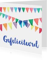 Verjaardagskaarten - verjaardag-aquarelvlaggetjes-AD