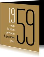 Verjaardagskaarten - Verjaardag geboorte 1959