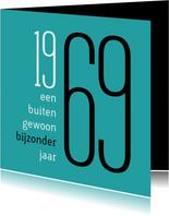 Verjaardagskaarten - Verjaardag  geboorte 1969