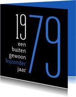 Verjaardagskaarten - Verjaardag geboorte 1979
