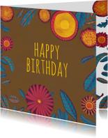 Verjaardagskaarten - verjaardag-happy birthday-KK