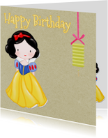 Verjaardagskaarten - Verjaardag Prinsesjes13 - TJ