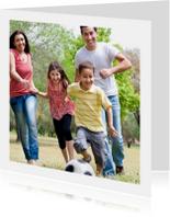 Vierkante Fotokaart Kader