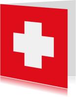 Ziek wit kruis dubbel