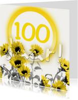 zonnebloemen hoeveel jaar
