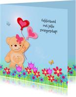 Zwangerschap met beer