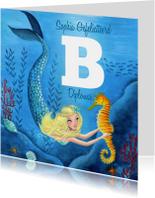 Zwemdiploma A B C zeemeermin zee