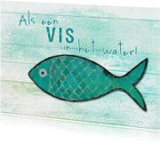 13126 Als een vis in het water