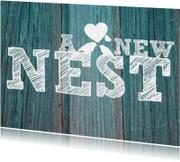 Verhuiskaarten - A new nest verhuiskaart 2