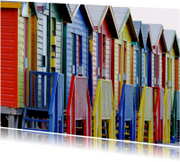 Colourful Home - strandhuisjes