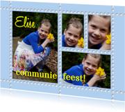 communie collage