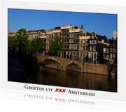 Groeten uit Amsterdam VIII