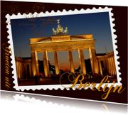 Groeten uit Berlijn