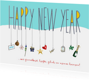 Nieuwjaar - Happy New Year to you!
