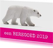 Nieuwjaarskaart - Beregoed 2019