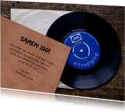Uitnodigingen - Uitnodiging samen XX jaar LP