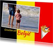 Vakantie - Vlag België