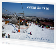 Vakantie Wintersport ski