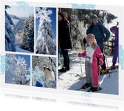 Vakantie wintersport