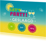 Zomers feest geslaagd