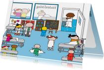 Beterschap Ziekenhuis Kinderen