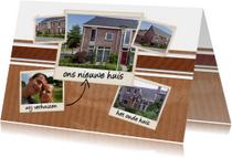 Collage Ons nieuwe huis - BK