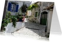 Grieks straatje