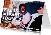 Groningen: blijf lekker eten