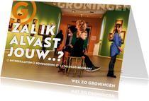 Groningen: kom cultuur snuiven