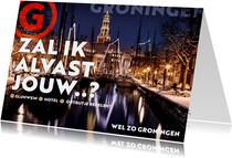 Groningen: wintercity