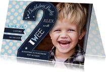 Kinderfeestje 2 jaar jongen - CD