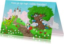 Kinderfeestjes - Kinderfeestje ridders-JB