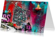 Kunstkaarten - Straatkunst