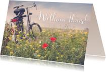 Welkom thuis kaarten - Welkom thuis - Typisch NL