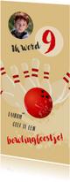 Kinderfeestjes - Kinderfeestje bowlingbal en kegels