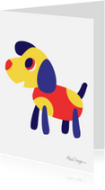 Dierenkaarten - Alies Design -DOG
