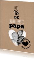 Vaderdag kaarten - Allerliefste-isf