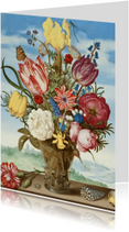 Ambrosius Bosschaert. Boeket met bloemen